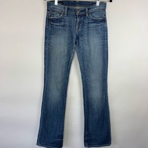 Citizens of Humanity Low Waist Bootcut 111 Boho